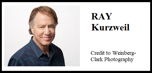 Ray Kurzweil: Credit to Weinberg-Clark Photography