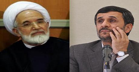 ahmadinejad-karroubi