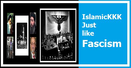 islamickkk-fascism