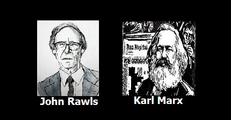 john-rawls-karl-marx