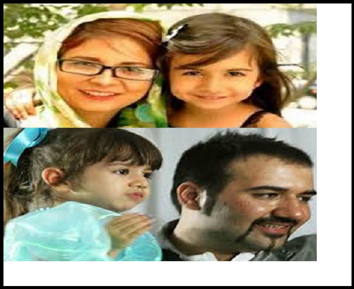 سهیل عربی و نسرین نعیمی